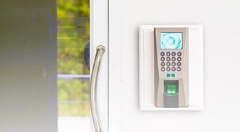 Controle d'acces biometrique