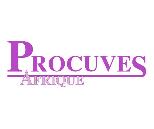Logo Procuves Afrique